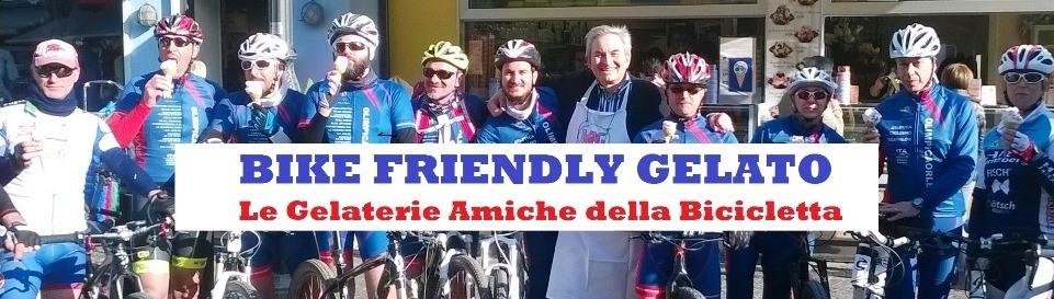 Bike Friendly Gelato